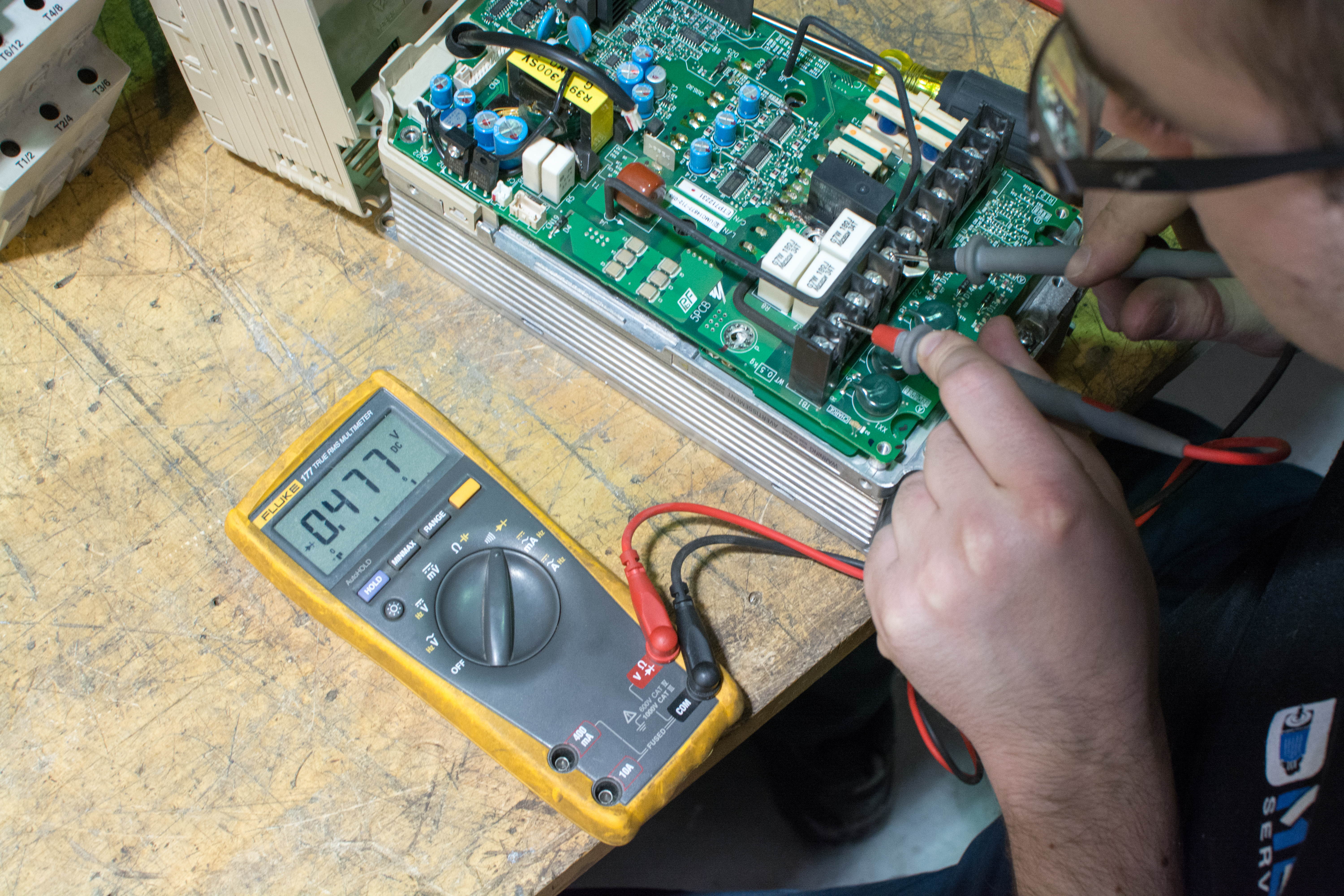 Electronic Board Repair Service Dmeb Wiring In That Happens No Need To Replace The Entire Equipment Simply Have Repaired And Why Not It Tropicalized At Same Time